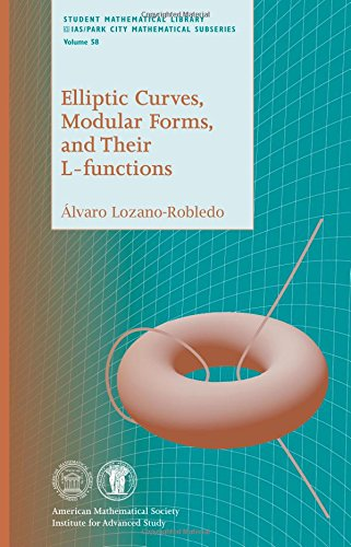 Elliptic Curves, Modular Forms and Their L-functions (Student Mathematical Library)