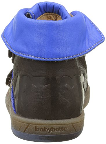 babybotte Jungen Artitag Hohe Sneakers Braun - Marron (440 Marron)