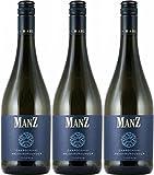 Manz Chardonnay & Weißburgunder 2016 Trocken (3 x 0.75 l)