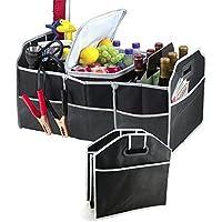 Organizador plegable OneMoreT, 2 en 1, para el maletero de coche, resistente,