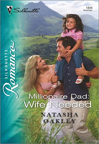 Millionaire Dad: Wife Needed (Silhouette Romance Book 1844) (English Edition)