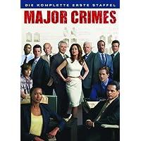 Major Crimes - Die komplette erste Staffel