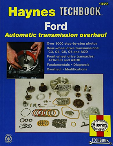 Haynes Manual - Ford Automatic Transmission Overhaul