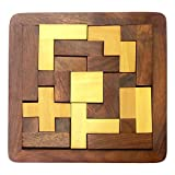 ITOS365 Wood Jigsaw Puzzle - Wooden Toys...