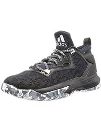 separation shoes 35cd7 02972 adidas Originals D Damian Lillard 2 Scarpe da Basket Nero Scarpe da Uomo  Sneaker