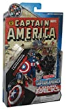 Marvel Universe Exclusive Captain America Movie Comic Pack - Captain America & Winter Soldier