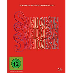 Sandokan - Der Tiger von Malysia [Blu-ray]