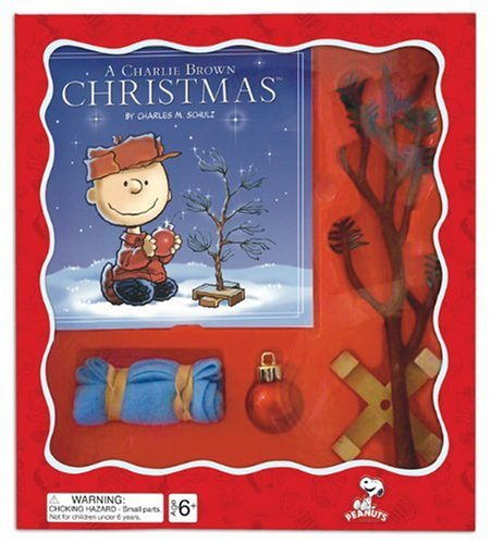 Peanuts: A Charlie Brown Christmas Tree Kit