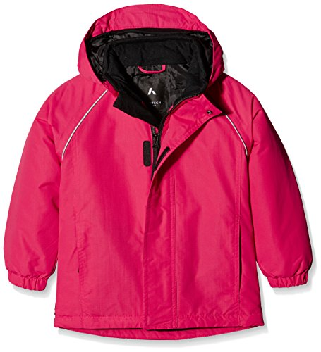 NAME IT Mädchen Jacke Nitwind M Jacket FO 316, Rosa (Raspberry), 86