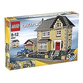 LEGO Creator 4954 - Stadt Haus (B000NCD21O)   Amazon price tracker / tracking, Amazon price history charts, Amazon price watches, Amazon price drop alerts
