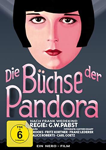 Die Büchse der Pandora - limitiertes Mediabook (Blu-ray + DVD)