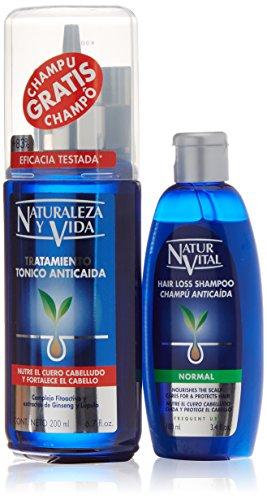 Naturaleza y Vida tonico anti-caduta - 2 pezzi