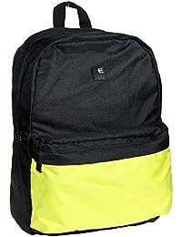 etnies Entry Schwarz Grün Nylon Damen Herren Unisex Shoulder Bag Backpack