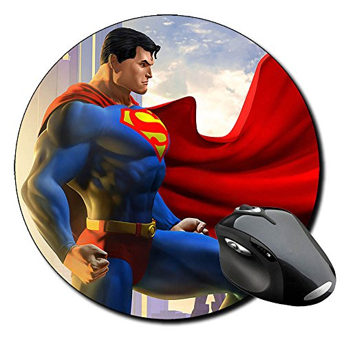 superman-dc-universe-online-alfombrilla-redonda-round-mousepad-pc