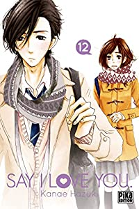 Say I Love You Edition simple Tome 12