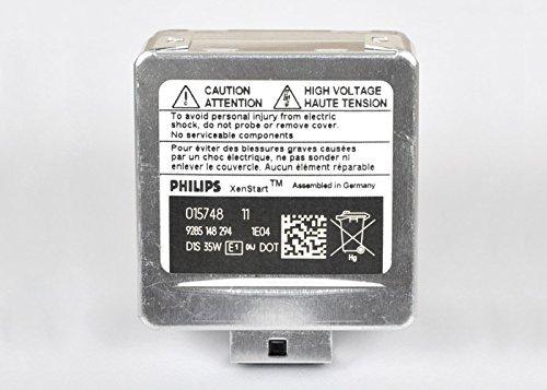 Philips 2854104 D1S XenStart - Xenon Standard Bruciatore - Sostituzione della lampada con 4100K, Model 9285 141