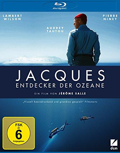 Jacques - Entdecker der Ozeane [Blu-ray]