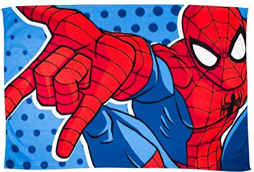 Spiderman Ultimate webhead Fleece Decke-Großer Print Ultimate Großen Print