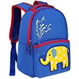 YAMTION Rucksack Kindergarten, Kinderrucksack Kindergarten Junge Mädchen, Kindergarten Schultasche Babyrucksack mit Brustgurt für 3-7 jährige