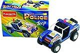 Funskool Police Jeep, Multi Color
