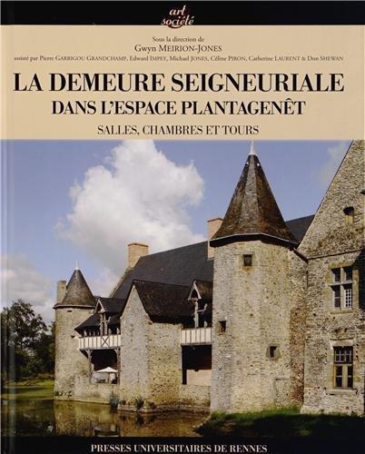 La demeure seigneuriale dans l'espace Plantagenêt : Salles, chambres et tours par Gwyn Meirion-Jones