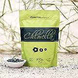 Vivanutria - Chlorelle 500 g - 2000 (comprimés) pièces dans un sac refermable 100% Pure sans additifs et auxiliaires...
