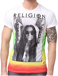"RELIGION CLOTHING hommes Tee-shirt "" Movin' n'Shakin FR"