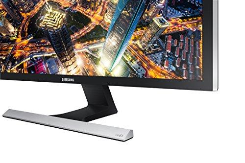 Samsung U24E590D – 24″ – 4K Widescreen Monitor - 2