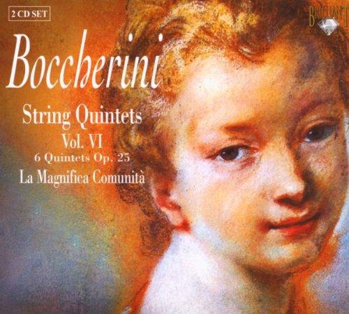 Preisvergleich Produktbild Boccherini: String Quintets Vol. 6