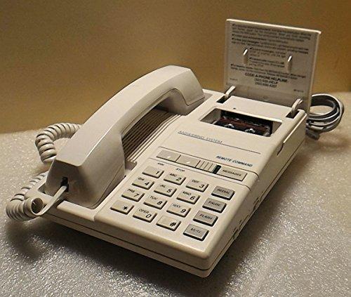 Código Phone 1850Teléfono analógico contestador