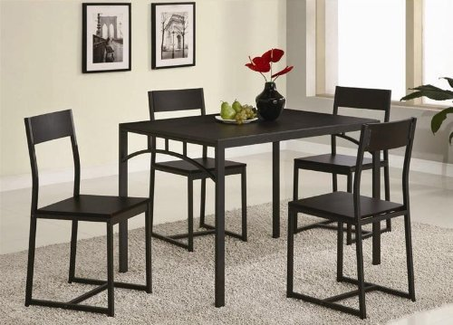 5pc-metal-dining-table-and-chairs-set-in-deep-cappuccino-finish-by-coaster-home-furnishings