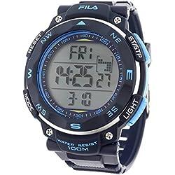 Fila Men's Sports Watch Digital 10Bar Light 38824002