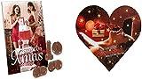 Pärchen-Adventskalender (Adventskalender mit sexuellen Aufgaben) + Sweet Xmas Schokoladenadventskalender