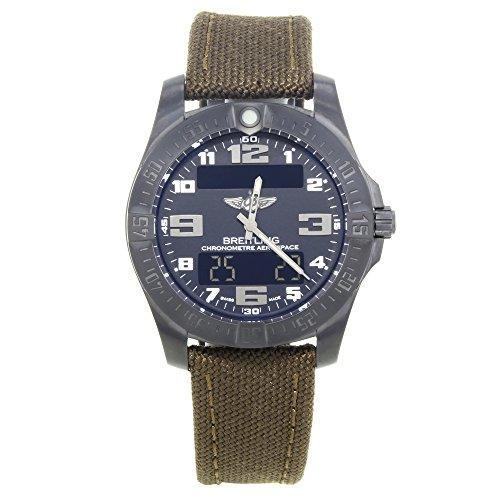 Breitling Professional EVO V7936310/BD60–108W Titanium quarzo Orologio da uomo