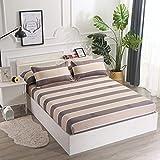 huyiming Verwendet für [rutschfeste Bettdecke] Schutzdecke Bettdecke Matratzenschoner 1,5/1,8 m...