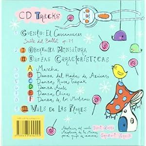 El Cascanueces: Suite del Ballet op.71 (Grandes obras para niños)