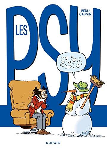 Les Psy - Tome 11 par Raoul Cauvin