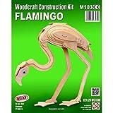 Flamenco QUAY de artesanía en madera Kit de construcción