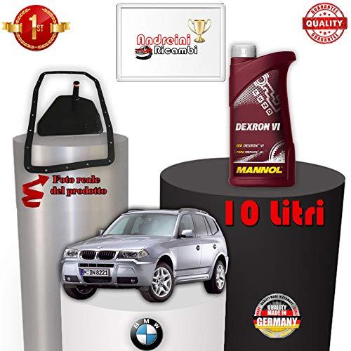 KIT FILTRO CAMBIO AUTOMATICO E OLIO X3 E83 3.0 d 160KW DAL 2010 -> /1069