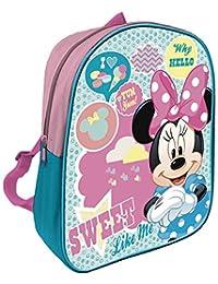 Preisvergleich für Diakakis Arditex WD9580 Rucksack für Krippe und Kindergarten, Minnie Mouse–22,5x28x7cm