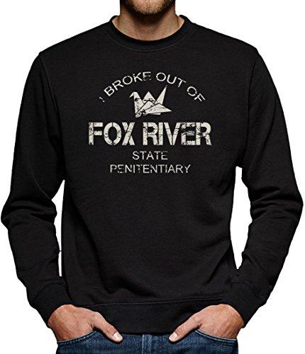 TLM Fox River Sweatshirt Pullover Herren XXXL (Fox Hund Kostüme)