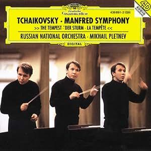 Tchaikovsky-La Tempete-Pletnev