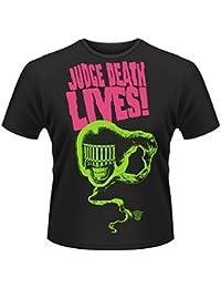 Plastic Head 2000AD Judge Death Lives ! Men's T-Shirt