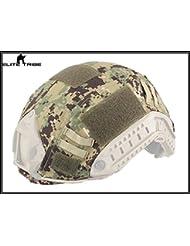 militaire paintball fast accessoire de casque tactique fast couvre-casque casque tissu AOR2