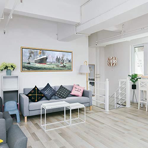 Wandaufkleber 3D Nautische Riesenrad Persönlichkeit Dekorative Aufkleber Wohnzimmer Schlafzimmer Tv Hintergrund Aufkleber Selbstklebende Tapete -