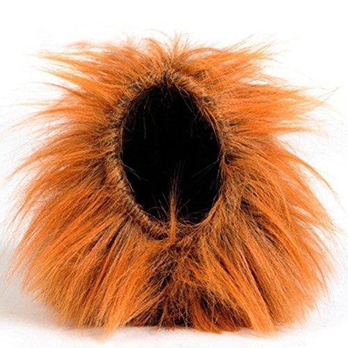Menschen Den Kostüm Katze Für Lustige - Morbuy Reizende Katzenkostüm Hunde Haustier Löwenkostüm Kleidung, Haustier Kostüme Kleidung Katze lustiges Hunde Katze Halloween Karneval Cosplay (L)