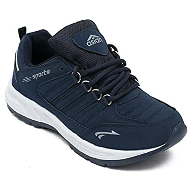 ASIAN Cosco Sports Running Shoes for Men (Size: 6 UK, Color: Navy)