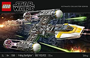 Lego Star Wars 75181 Y di Wing Star Fighter