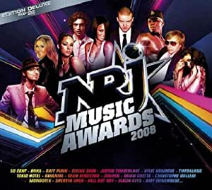 Nrj Music Awards 2008 (2 CD + 1 DVD)