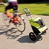 B-Tourist limette Einkaufswagen Trolley Fahrradanhänger Tragkraft 25kg Vergleich